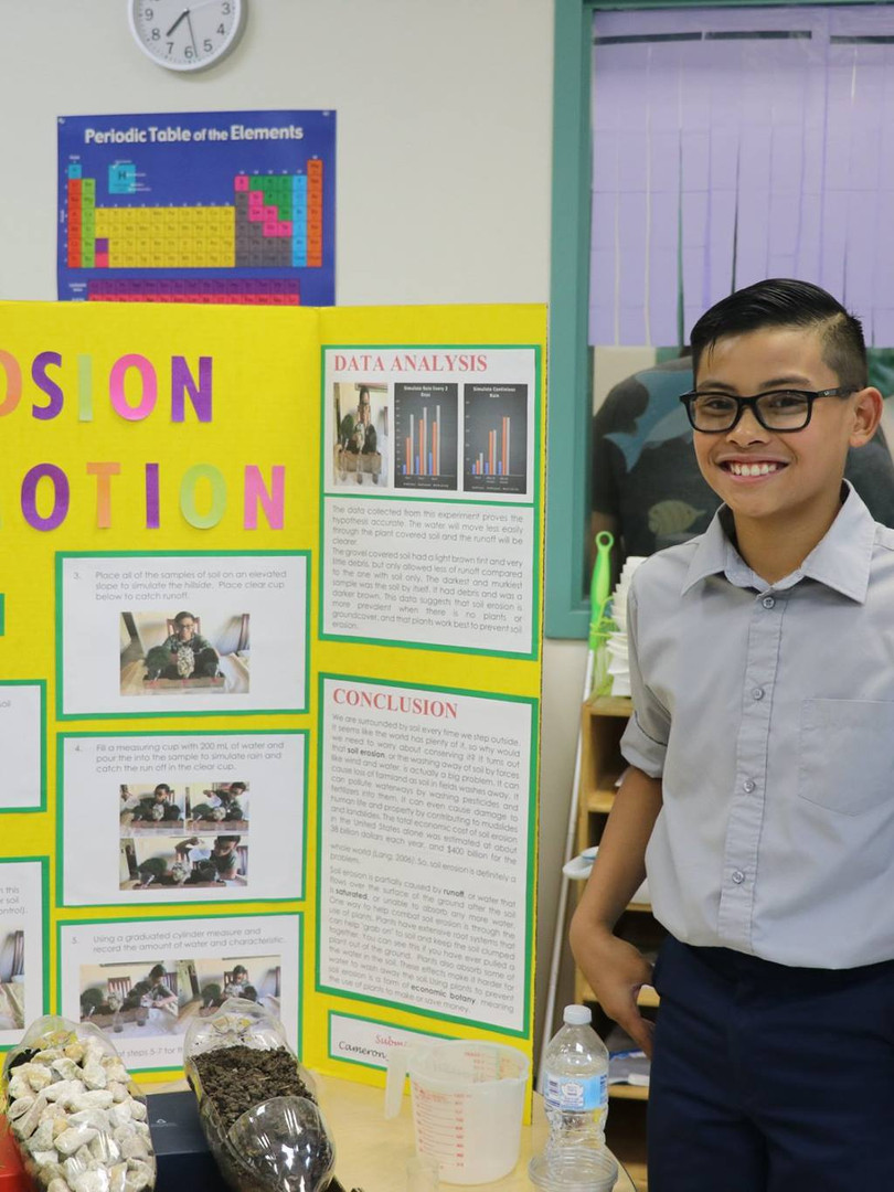 Elementary Science Fair