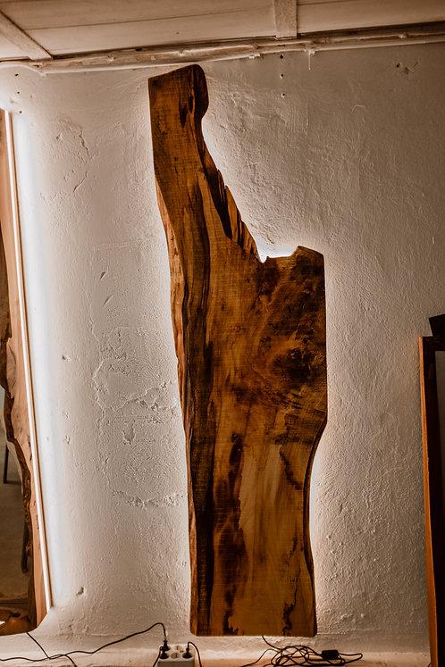 Wandbild Kastanie