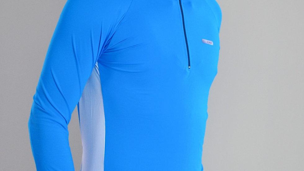 Camiseta Ciclista Manga Longa Adultol ILINX