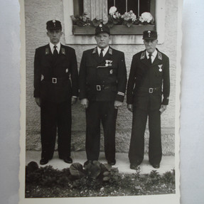 3 Generationen Tiefgraber 1957