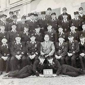 Mannschaftsfoto 1958