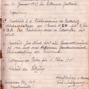 Protokoll 1939