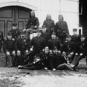 Die Feuerwehr Ansfelden um die Jahrhundertwende