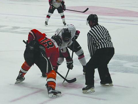 Men's hockey team starts season strong