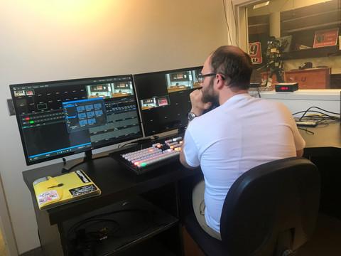 Broadcasting undergoes equipment upgrades to KMSU studio