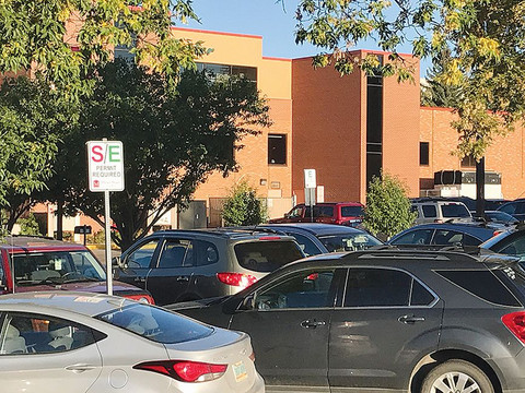 SGA implements new parking arrangements on campus