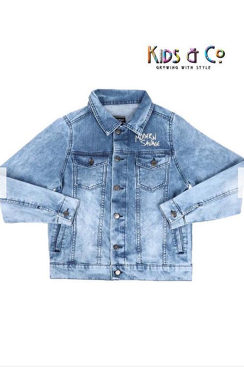 The Savage Denim Jacket
