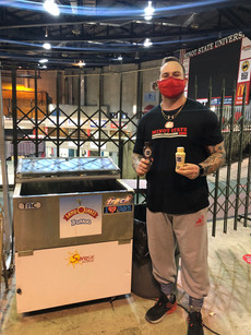 Minot State introduces nutrition cart