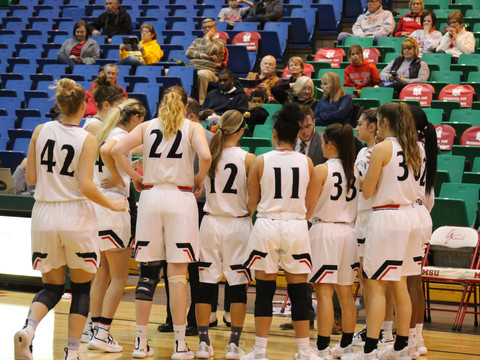 Women's Basketball hosts Yellowstone Christian in home opener