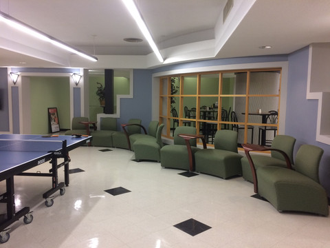 Gaming Lounge Open in Student Center