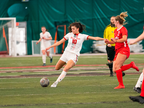 Minot State soccer takes advantage of spring season