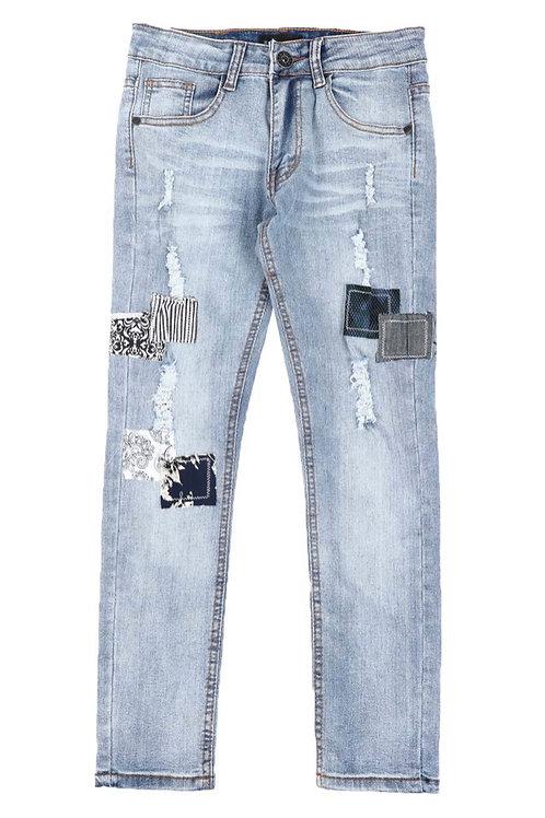 KC Patch Jeans