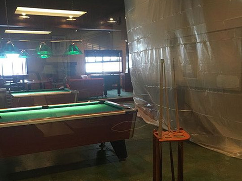 Beaver Dam Water Break Damages Student Center and Impacts Campus Activities
