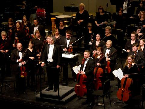 Minot Symphony Orchestra hosts its Movie Magic Concert