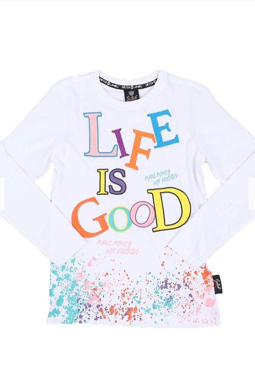 Life Is Goos Tee