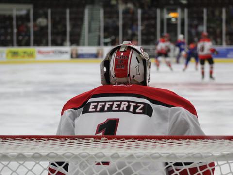 """Effertz believes wins are """"Earned Not Given"""""""