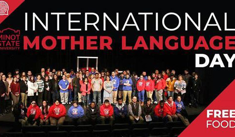 Minot State to host Mother Language Day event to showcase different cultures