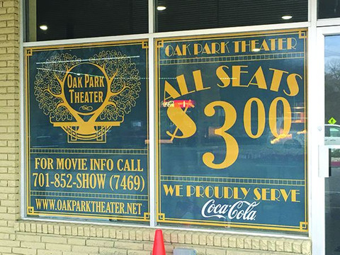 Affordable movies close to campus