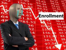 Enrollment declines 6.8% at Minot State University
