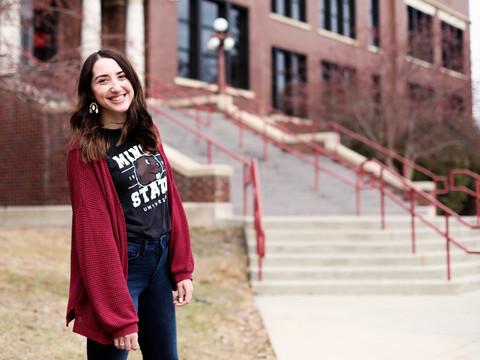 Senior Spotlight: Thea Bonebrake