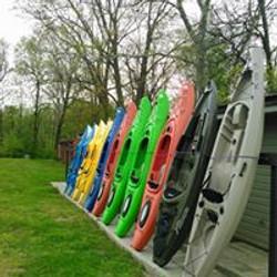 Onsite Canoe Livery