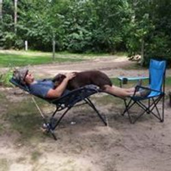 Lazy Campers!