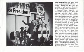 Broadcasting Magazine April 1960