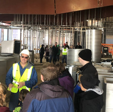 Coffee & Construction Tours