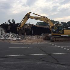 Warehouse Demolition