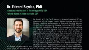 5th Annual Meeting Speaker Profile: Dr. Edward Boyden