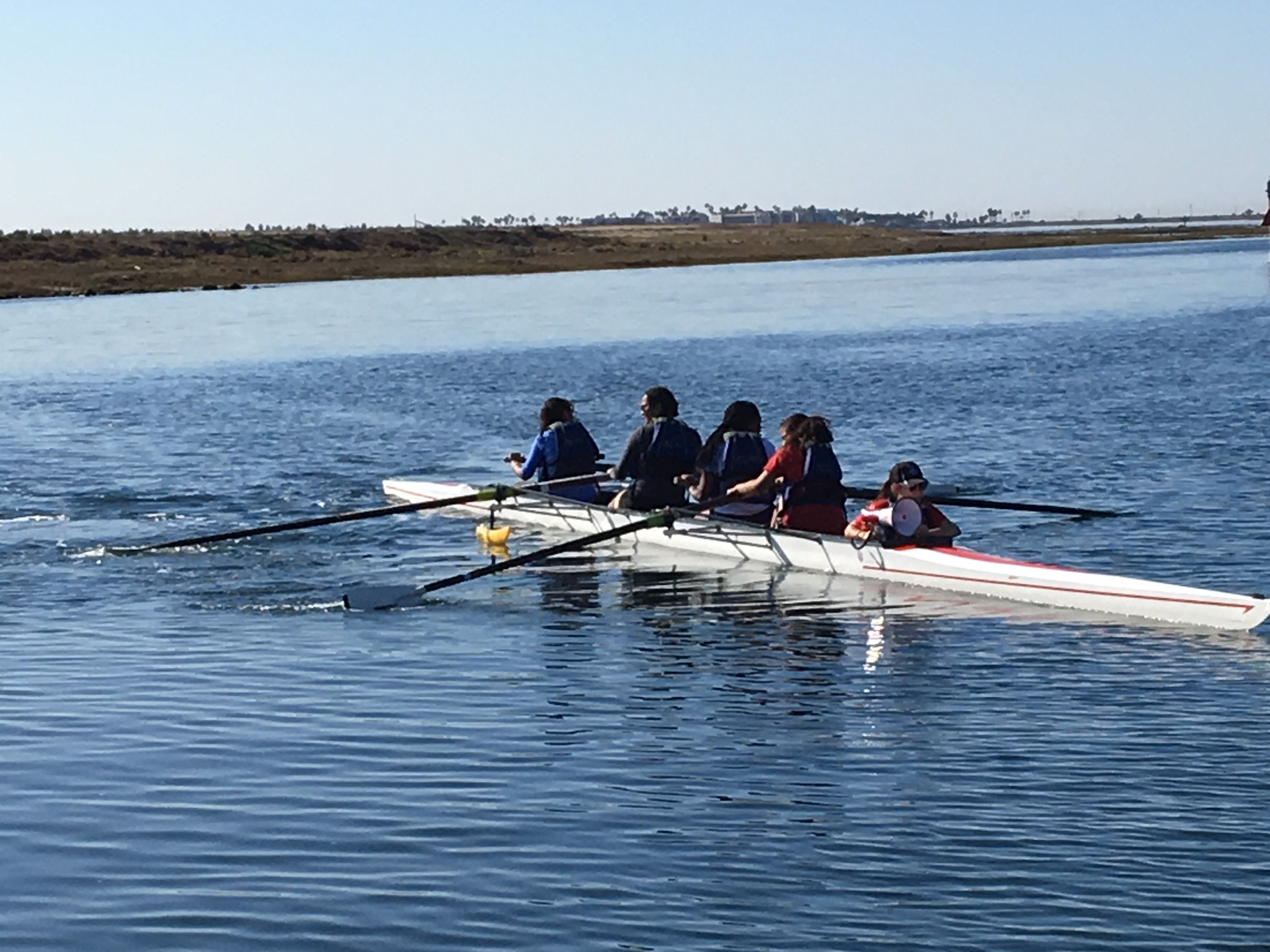 Level 2 Summer Rowing Camp Week 6