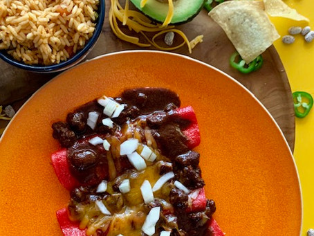 Tex Mex Classics: Chili Queen Enchiladas
