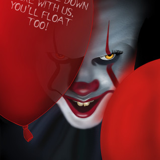 Pennywise the Dancing Clown!