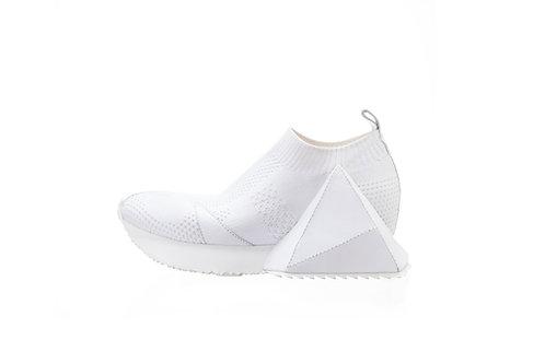 纯白の冰山一角>>> ICEBERG Sneaker,PURE addiction