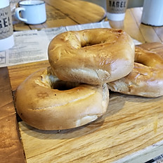 Plain Bagel per DZ.