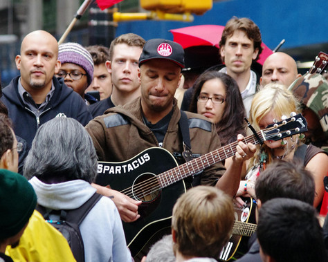 KALW Protest Songs Interview