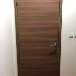 Door renovation 4