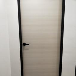 Door renovation 12