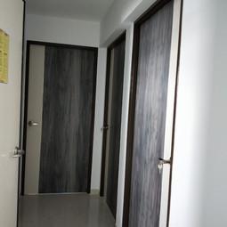 Door renovation 17