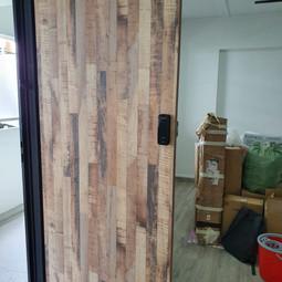 Door renovation 13