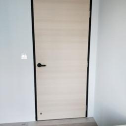 Door renovation 11