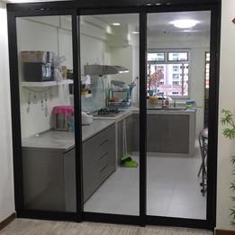 Kitchen Sliding Door 1