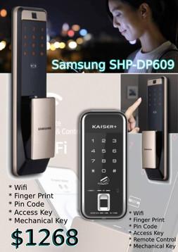 Samsung SHP DP609