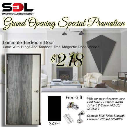 Grand Opening Special Promotions