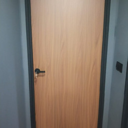 Door renovation 8