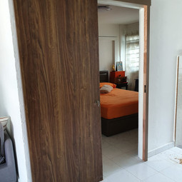 Door renovation 5