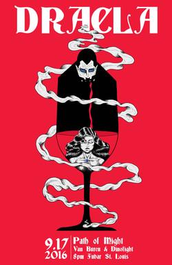 Dracla Poster