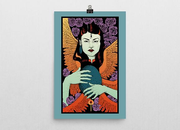 """Virile"" Giclee Print"