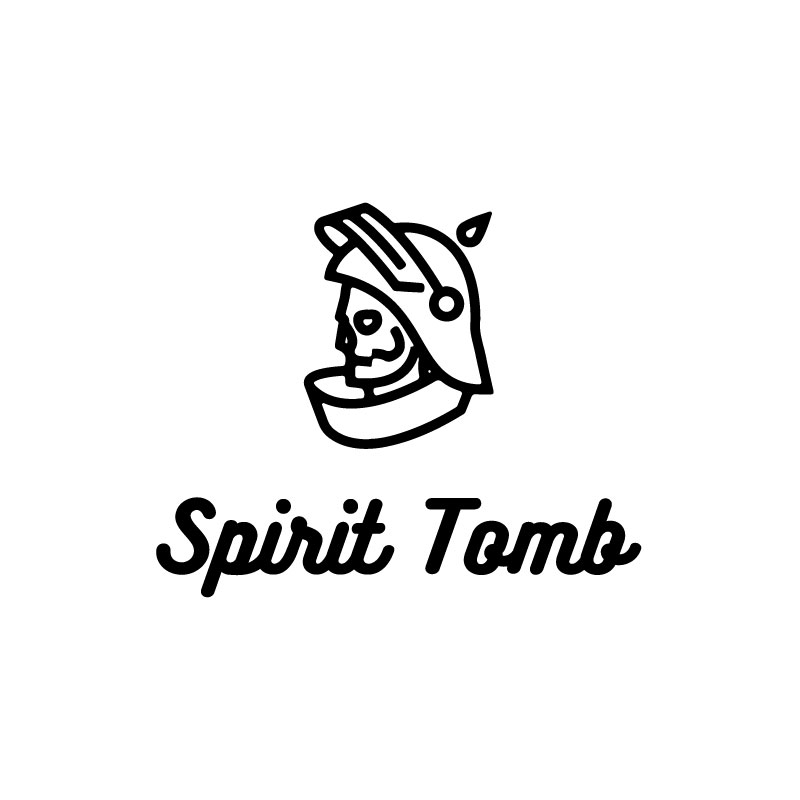 Spirit Tomb Logo