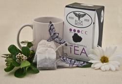 Black Tea Moth Packaging